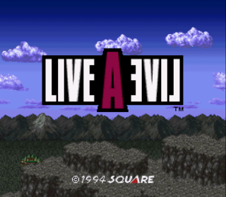 Screenshot Thumbnail / Media File 1 for Live A Live (Japan) [En by Aeon Genesis v2.0Deluxe]
